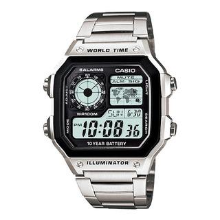 Reloj Casio Ae-1200whd Circuit