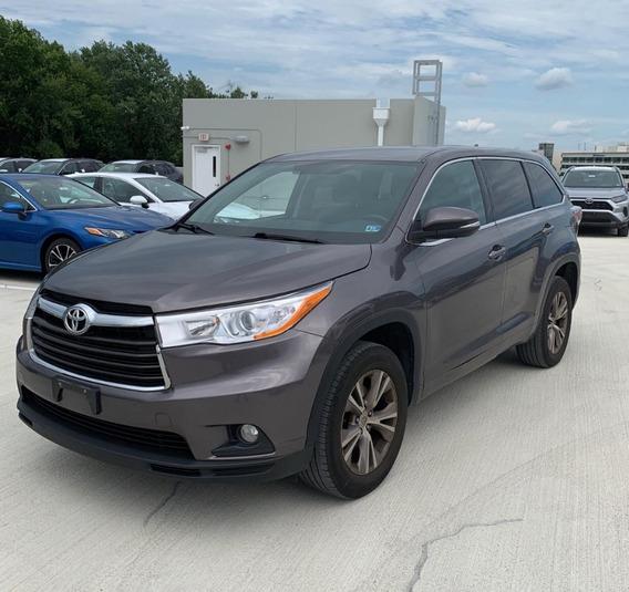 Toyota Higlander 2014