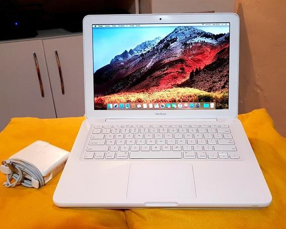 Macbook White - Mais Novo Do Site - Impecável- Frete Grátis