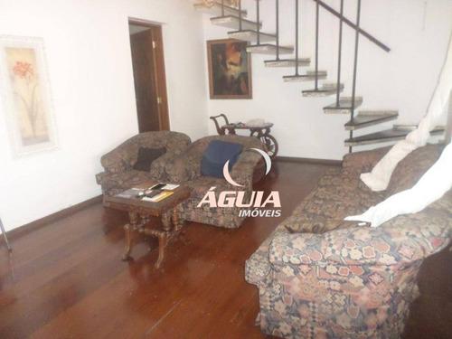Imagem 1 de 28 de Sobrado Com 2 Dormitórios À Venda, 128 M² Por R$ 495.000,00 - Parque Jaçatuba - Santo André/sp - So1553