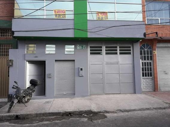 Arriendo Bodega En La Calle 129 Con Avenida Villas