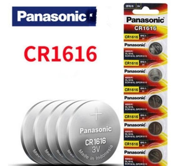 Bateria Panasonic 1616. Kit Com 10 Baterias