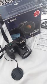 Câmera Semi Profissional Canon Powershot Sx520hs