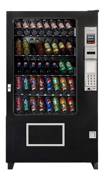 Máquina Expendedora Bebidas 39 (super Equipada) - Vending