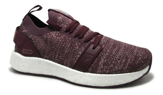 Zapatillas Puma Running Nrgy Neko Engineer Knit Mujer Vs Col