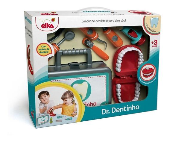 Maleta Dentista Infantil - Doutor Dentinho