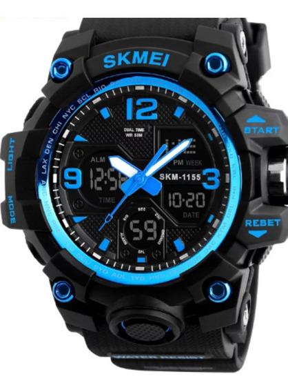 Relógio Skmei Azul- Digital