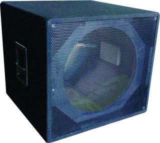 Caja Vacia Mini-sub 18 Simil Sts Fenolico Alfombrada
