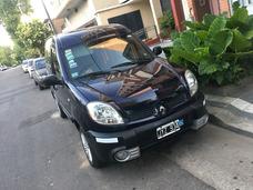 Renault Kangoo 2 1.5dci Furgon C/ Asientos, Vidrios Traseros