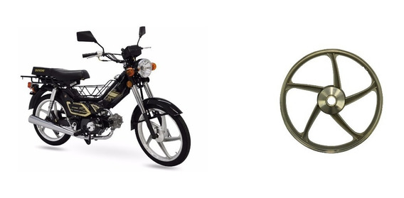 Roda Dianteira Shineray Xy50