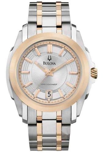 Relógio Bulova Masculino Precisionist Wb21525s / 98b141