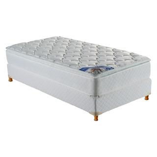 Conjunto De Resortes April Pillow Top 0.80x1.90 1 Plaza