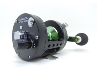 Reel Tech Distance Pro 5000r Lance De Costa Freno Monomag