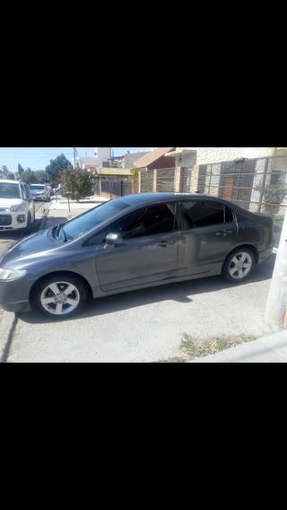Honda Civic 1.8 Lxs Mt 2008