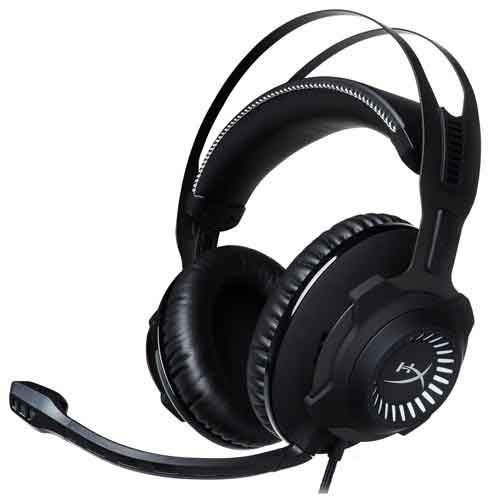 Headsetrx Gamer Cloud Revolver S Preto Cinza Hx-hscrs-gm/la