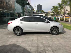 Toyota Corolla 4p Base L4/1.8 Man 2016 Crédito