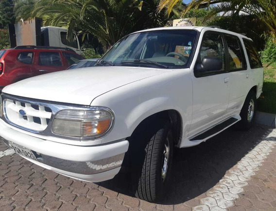 Explorer 97 - Manual - 4x4 - 262.000km