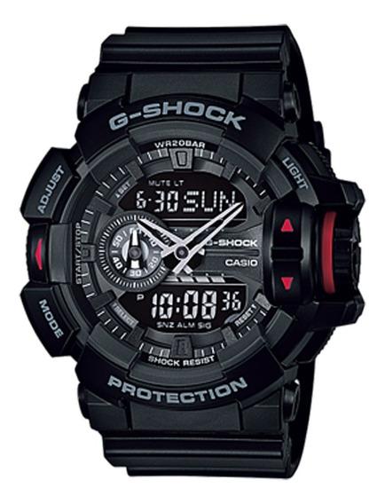 Relógio Casio Masculino G-shock Ga-400-1bdr