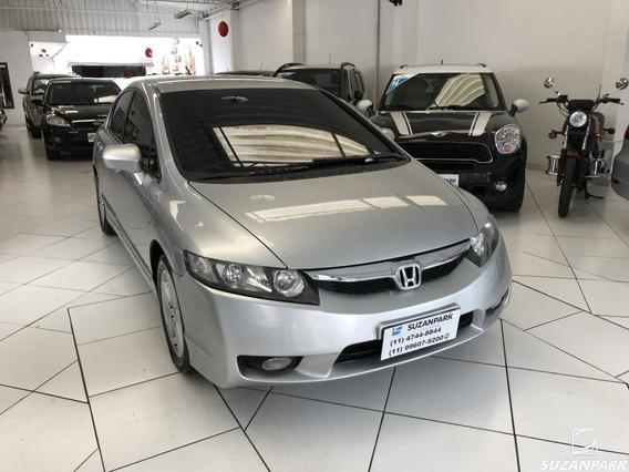 Honda Civic 1.8 Lxs Flex Mec 4p