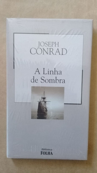 Livro: A Linha De Sombra - Biblioteca Folha 6 - Novo