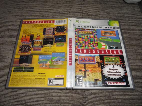Namco Museum Xbox Classico Midia Original
