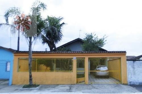Imagem 1 de 10 de Casa Térrea Em Jardim Real  -  Praia Grande - 5731