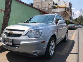 Chevrolet Captiva 3.0 Lt Piel At 2014
