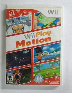 Juego Original Wii Play Motion, Usado