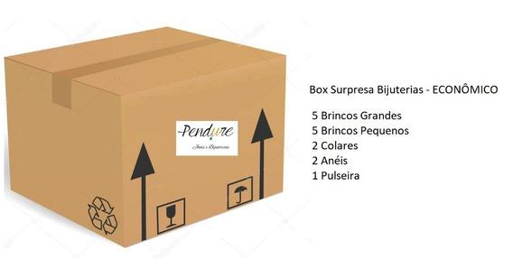 Box De Bijuterias 44 Peças Surpresa Econômico