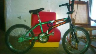 Bicicleta Gw Lancer 18 10/10