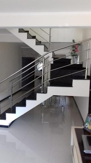 Sobrado Em Jardim Santa Clara, Guarulhos/sp De 146m² 3 Quartos À Venda Por R$ 540.000,00 - So274429