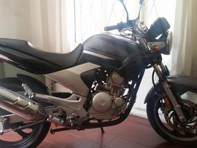 Yamaha Ybr 250 Negra