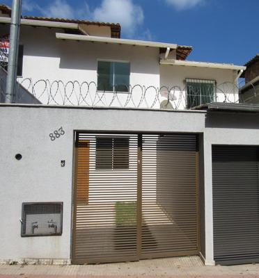 Casa 2 Quartos Santa Branca Belo Horizonte - Lis1433