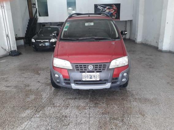 Fiat Idea Adventure 1.8 $250.000 Y Cuotas