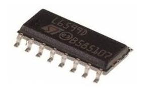 5 Peças Ci Smd L6599d - L6599dtr - L6599 D - L6599atd-sop16