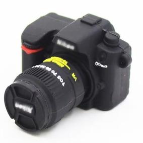 Pendrive 32gb Personalizado Câmera Profissional Nikon