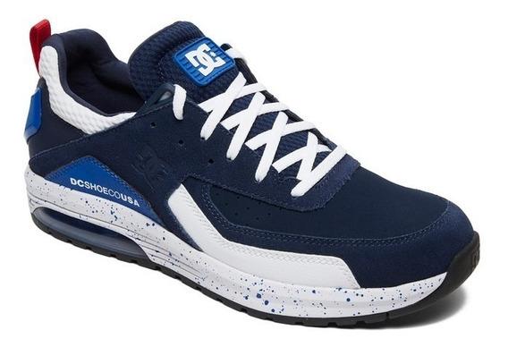 Zapatillas Dc Mod Vandium Se Azul Importadas Coleccion 2020