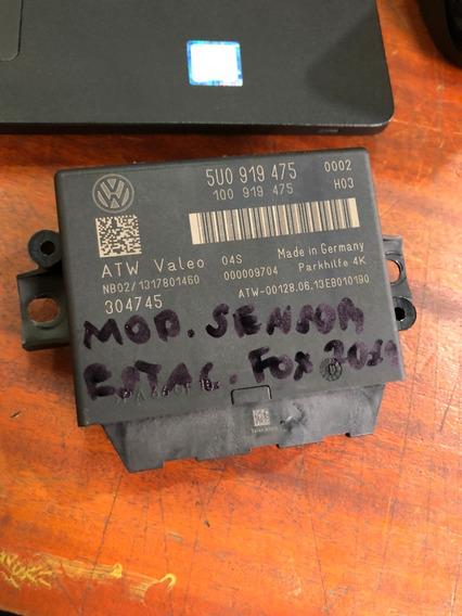 Módulo Sensor De Estacionamento Fox 2013 2014 Original