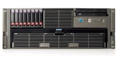 Servidor Hp Dl585 G5, 4 Processadores Quadcore Amd 16 Cores, 4 Gb Ram, Ssd /sas / Sata, 2 Rj45 Giga, Garantia 90 Dias