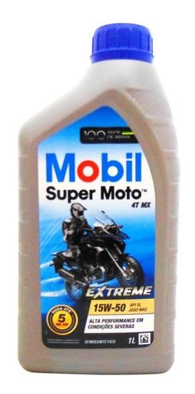 Oleo Motor 4 T (15w-50) Mx Extreme Semi Sintetico Mobil