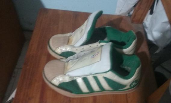 Zapatillas adidas Nba Celtics Talle 40.5