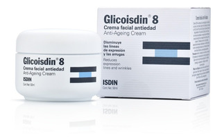 Isdin Glicoisdin Crema 8 X 50ml Crema Antiedad