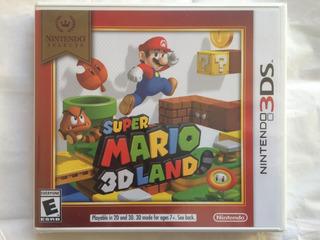 Super Mario Bros 3d Land Nintendo 3ds Nuevo Sellado Envíos