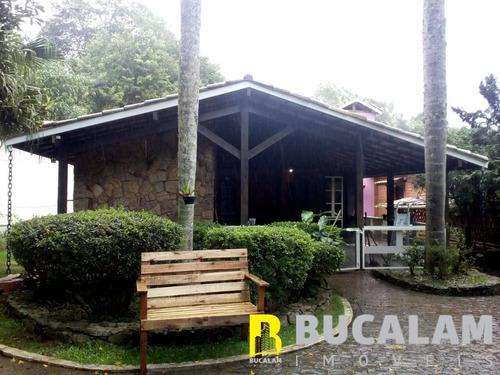 Imagem 1 de 15 de Casa Para Venda Em Condomínio Vale Do Loire-itapecerica Da Serra - 4313-r