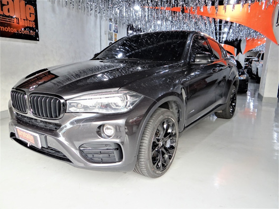Bmw X6 Xdrive 35i 4x4 Coupe 6 Cilindros