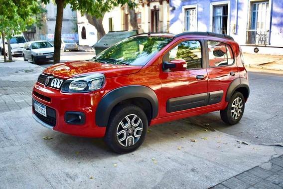 Fiat Uno 1.4 Way Lx 2017