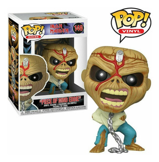 Funko Pop Iron Maiden Piece Of Mind Eddie