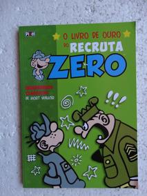 O Livro De Ouro Do Recruta Zero Nº 3! Pixel 2015!