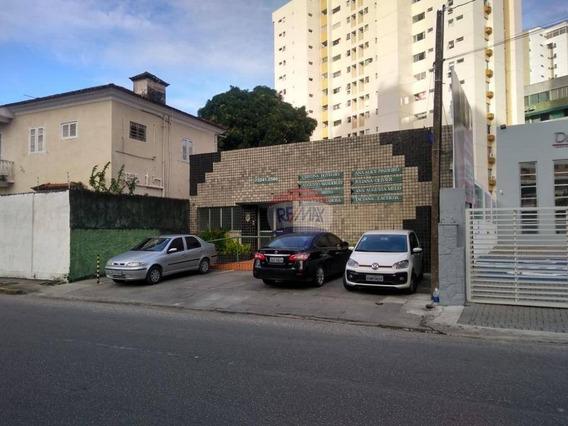 Sala Comercial - 37,50 M2 - Aflitos - Sa0098