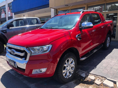 Ford Ranger Limited At 4x4 2016